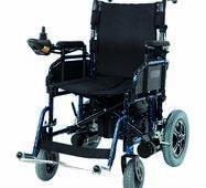 Коляска інвалідна з двигуном доладна JT - 101 Heaco