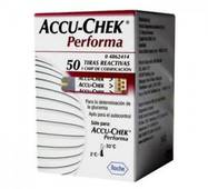 Тест-полоски Accu-Check Performa, 50 шт.