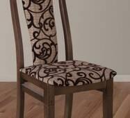 Деревяний стілець Едельвейс горіх