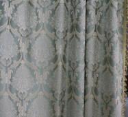 Шторы ткань корона оливка для гостинной