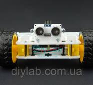 Ультразвуковой датчик расстояния 0-5м с креплением для платформы T - BOT