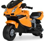 Мотоцикл Bambi M 4082-7 Оранжевый