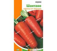 """Насіння моркви """"Шантані"""", 3 г"""