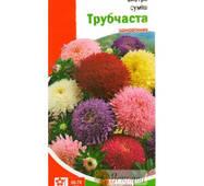 Семена цветов Астра Смесь трубчатая, 0.3 гр