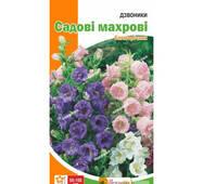 Семена цветов Колокольчики Садовые Махровые, 0.2 гр