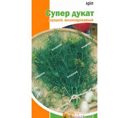 "Семена укропа кустового ""Супер Дукат"", 5 г"