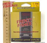 Волосінь FRENZY FISHER GOLD CRUCIAN 0,45 мм (100 м)