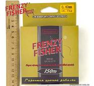 Волосінь FRENZY FISHER GOLD CRUCIAN 0,4 мм (150 м)