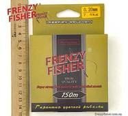 Волосінь FRENZY FISHER GOLD CRUCIAN 0,20 мм (150 м)