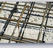 Каркас балки фундаменту з вертикальним випуском L-1275мм