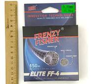 "Шнур FRENZY FISHER ""ELITE FF-4"" 0,35мм 4-х жильный (150м)"