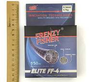 "Шнур FRENZY FISHER ""ELITE FF-4"" 0,14мм 4-х жильный (150м)"