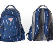 Рюкзак для мами Sunveno 2 - in - 1 Navy Blue