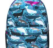Міський рюкзак Travelty Whale Daypack Синій (TR - DP - WAH) Синій