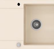 Кухонне миття KERNAU KGS H 6097 1b1d OLD WHITE