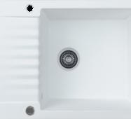 Кухонне миття KERNAU KGS F 6072 1b1d PURE WHITE
