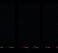 Варильна поверхня електрична KERNAU  KIH 7634-6b