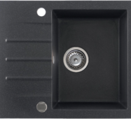 Кухонне миття KERNAU KGS A 4560 1b1d BLACK METALLIC
