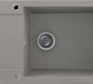 Кухонне миття KERNAU KGS H 6078 1b1d GREY METALLIC