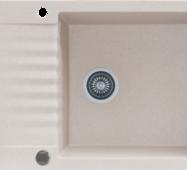 Кухонне миття KERNAU KGS F 6072 1b1d SAND
