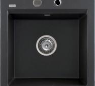 Кухонне миття KERNAU KGS M 45 1b BLACK METALLIC
