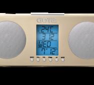 Радіогодинник GOTIE GRA - 200z