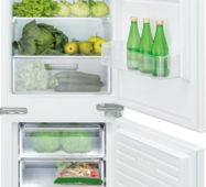 Двокамерний холодильник KERNAU KBR 17123