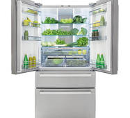 Side - by - side холодильник KERNAU KFRM 18191 NF E X