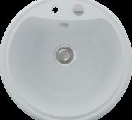 Кухонне миття KERNAU KGS T 51 1b PURE WHITE