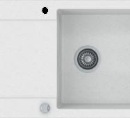 Кухонне миття KERNAU KGS H 6097 1b1d WHITE