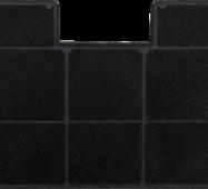 Вугільний фільтр KERNAU TYPE 17