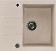 Кухонне миття KERNAU KGS A 4560 1b1d SAND