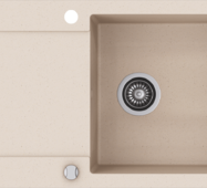 Кухонне миття KERNAU KGS H 6097 1b1d SAND