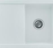 Кухонне миття KERNAU KGS M 45 1b1d PURE WHITE