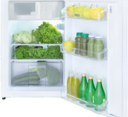 Однокамерний холодильник KERNAU KFR 08252 W