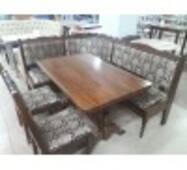 Кухонный угол (УГ-6)+стол+2 стула