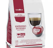 Кава в капсулах Gimoka Dolce Gusto Intenso 16 шт.
