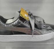 Женские кроссовки Puma BASKET 365993 01  39 размер 25 см стелька