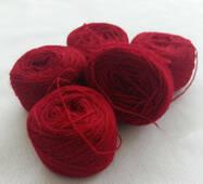 Акрил для вышивки:    красный