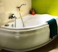 Акрилова ванна Cersanit Joanna 150х95х42 (Права)