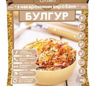 Крупа пшенична Булгур з макаронними виробами 700г ОЛІМП (1/10)