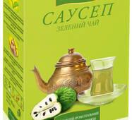 "Чай ""Halim"" 80г Зеленый Саусеп (1/16)"