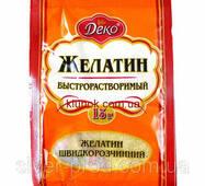 """Желатин пищевой (быстрорастворимый) """"ПРОТИВЕНЬ"""" 15г (1*20/200)"""