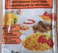 Крупа пшенична Булгур з копченими томатами, тамариндом, овочами 700г ОЛІМП (1/10)