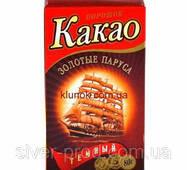 """Какао """"Золотые паруса"""" (коробка) 80г (1/40)"""