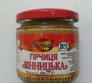 """Горчица """"Винницкая"""" 200г ТВ (1/20)"""