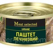 Паштет Meat Selected 100г Печеночный Классический (свинина) ключ же/бы (1/48) &