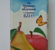 """Сек 0,2л грушево-яблочный """"Экосфера"""""""