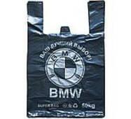 """Пакет """"BMW"""" 100шт. 30*50 (аналог фрукты) (1/10)"""