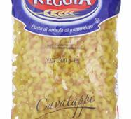 М/в Спирали Рифленые №63 Pasta 500г REGGIA (1/24)